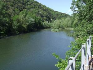 Argelaguer riu Fluvià